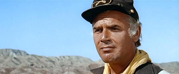 Joachim Fuchsberger as Capt. Bill Hayward in The Last Tomahawk (1965)