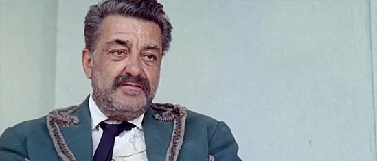 Jose Calvo (Pepe Calvo) as Lopez in Why Go on Killing (1965)