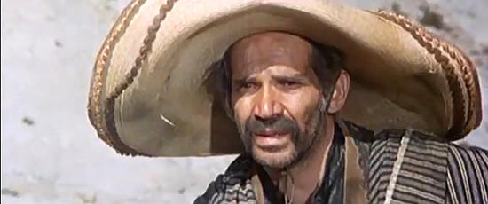 Jose Manuel Martin as Rodrigo, Sanchez's man in For the Taste of Killing (1966)