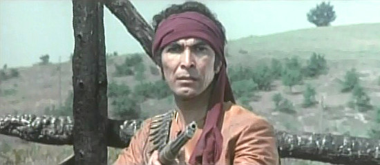 Jose Torres as Shadow in I am Sartana ... Your Angel of Death (1969)