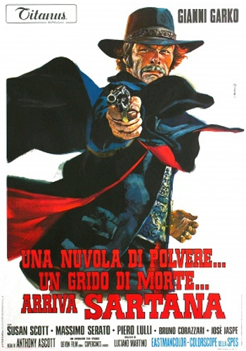 Light the Fuse Sartana is Coming (1970) poster