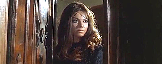 Luciana Gilli as Jane White in Death at Orwell Rock (1967)