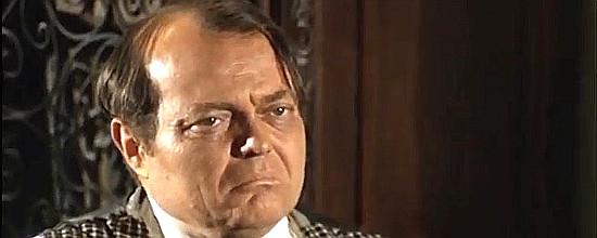 Luciano Pigozzi as Judge Warren in Death at Owell Rock (1967)