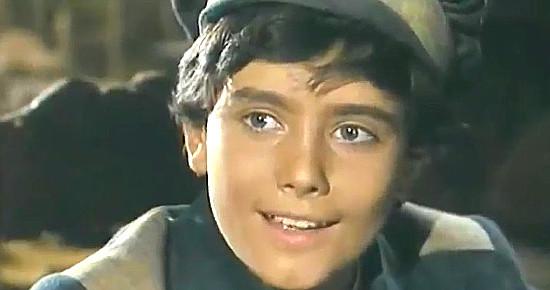 Marco Stefanelli as Tony Murphy in Gunman Sent by God (1968)