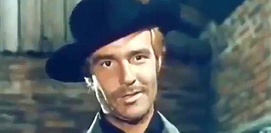 Miguel de la River (Michael Martin as Peter Webb in My Gun is the Law (1965)