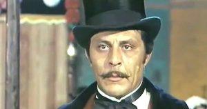 Nello Pazzafini as Eustis Brown in Gunman Sent by God (1968)
