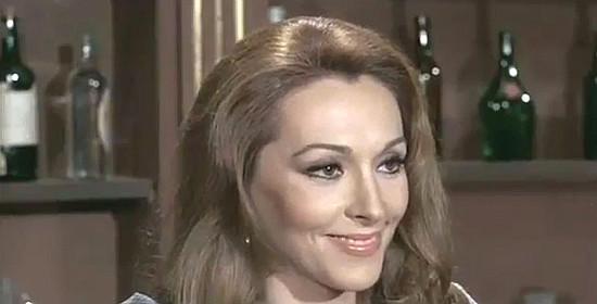 Nieves Navarro as Kate in KIll the Poker Player (1972)