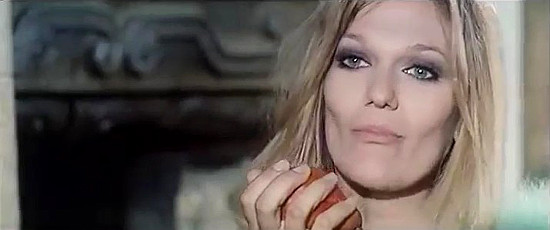 Rada Rassimov as Alethea in Django, the Bastard (1969)