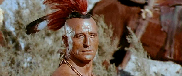 Ricardo Rodriguez as Paoway in The Last Tomahawk (1965)