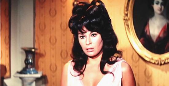 Silvia Solar as Kate Rowland inSilvia Solar as Kate Rowland in Man Called Gringo (1965)