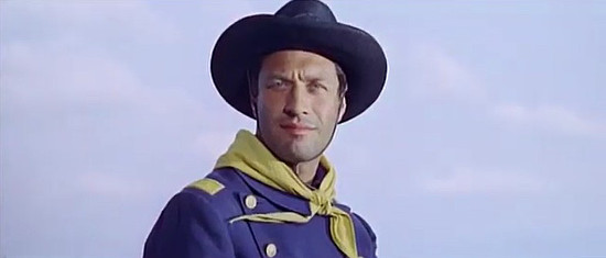 Stelio Candelli (Stanley Kent) as Lt. Driscoll in Why Go on Killing (1965)