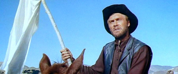 Stelio Candelli (Stanley Kent) as Roger in The Last Tomahawk (1965)