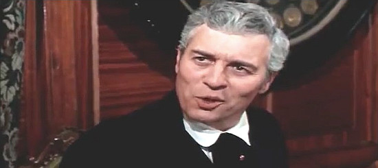 Sydney Chaplin as Jeff Stewell in If You Meet Sartana Pray for Your Death (1969)