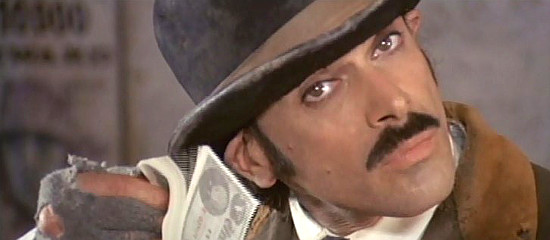 Tomas Milian as Provvidenza in Life is Tough, Eh Providence (1972)