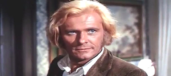 William Berger as Laskey in If You Meet Sartana Pray for Your Death (1969)