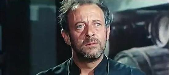 Aldo Barberito as The Priest in The Return of Hallelujah (1972)