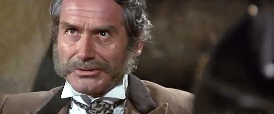 Andrea Bosic as Johannes Krantz in They Call Me Hallelujah (1971)