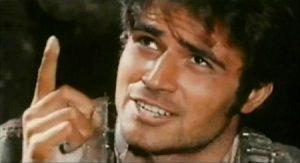 Antonio Sabata as Moses Lang in I Came, I Saw, I Shot (1968)