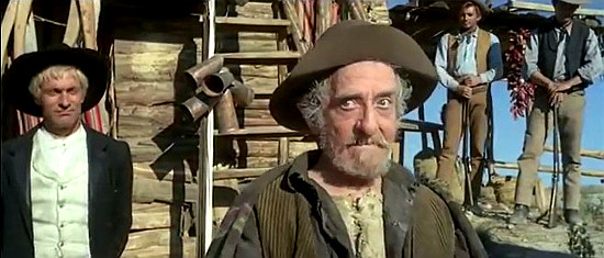 Antonio Vico as Frank James in Seven Guns for the MacGregors (1967)