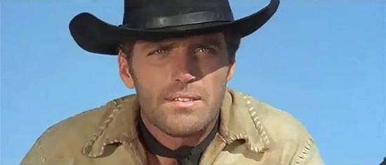 David Bailey as Gregor MacGregor in Seven Guns for the MacGregors (1967)