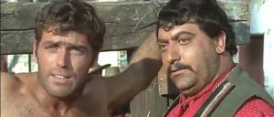 David Bailey as Gregor McGregor with Tito Garcia as Miguel in Seven Guns for the MacGregors (1967)