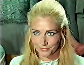 Elga Andersen as Caroline Williams in Starblack (1966)