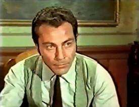 Franco Lantieri as Curry in Starblack (1966)