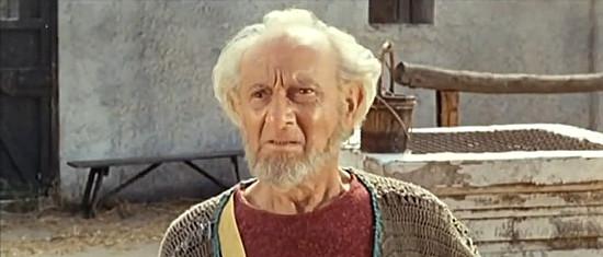 Franco Pesce as the complaining undertaker in Don't Wait, Django, Shoot! (1967)