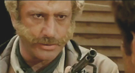 Frank Wolff as Edwin Kean in I Came, I Saw, I Shot (1968)