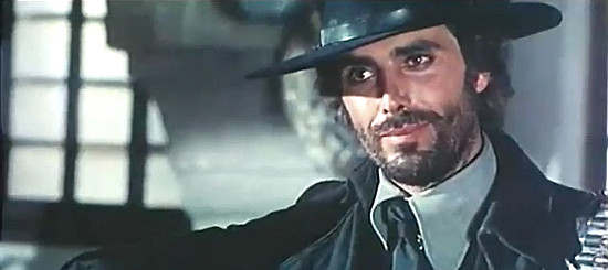 George Hilton as Hallelujah in The Return of Hallelujah (1972)