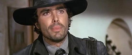 George Hilton as Hallelujah in They Call Me Hallelujah (1971)