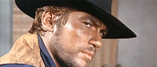 Ivan Rassimov (Sean Todd) as Django in Don't Wait, Django, Shoot! (1967)