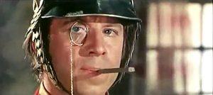 Michael Hinz as Von Steffen in The Return of Hallelujah (1972)