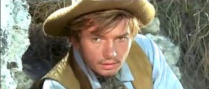 Nazzareno Zamperla as Peter MacGregor in Seven Guns for the MacGregors (1967)