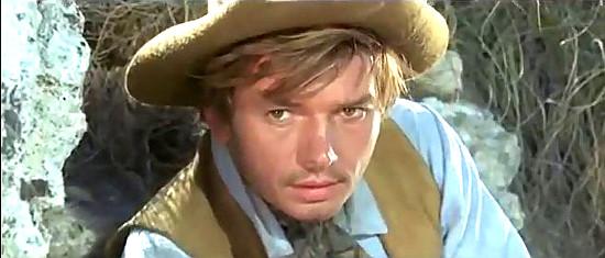 Nazzareno Zamperla as Peter MacGregor in Seven Guns for the MacGregors (1967)
