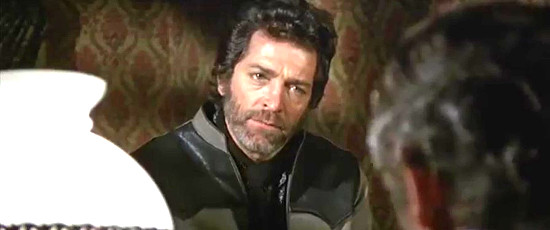 Paolo Gozlino as Fortune in They Call Me Hallelujah (1971)