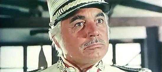 Renato Baldini as Gen. Miranda in The Return of Hallelujah (1972)