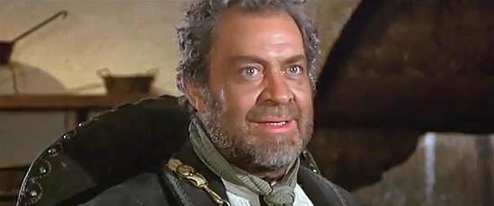 Roberto Camardiel as Gen. Emiliano Ramirez in They Call Me Hallelujah (1971)