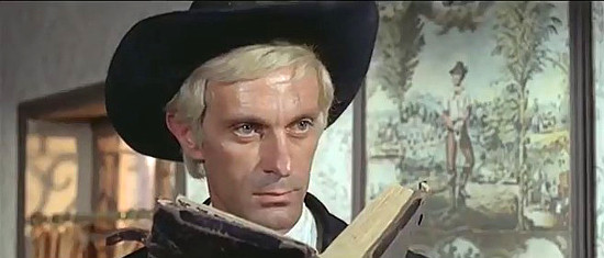 Saturno Cerra as Johnny MacGregor in Seven Guns for the MacGregors (1967)