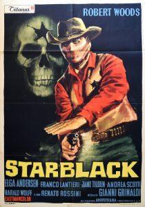 Starblack (1966) poster