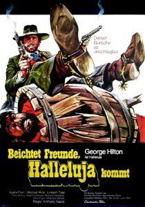 The Return of Hallelujah (1972) poster