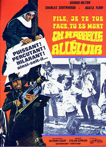 They Call Me Hallelujah (1971) poster