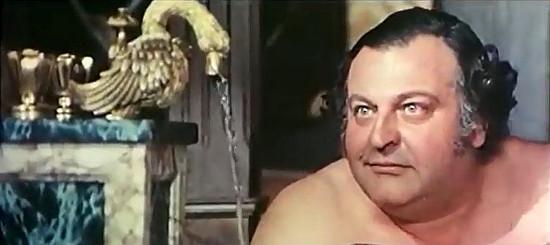 Umberto D'Orsi as Phil Ferguson in The Return of Hallelujah (1972)