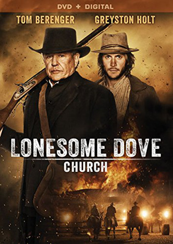 Lonesome Dove Church (2014) DVD cover