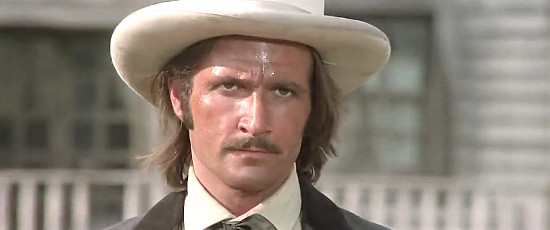 Joshua Sinclair as Sam Shannon in Keoma (1976) | Once Upon a Time in a  Western