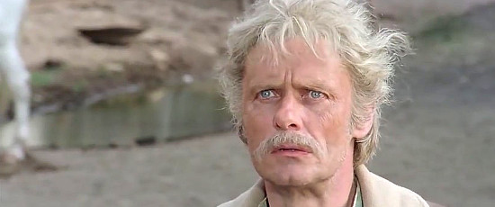 William Berger as William Shannon in Keoma (1976) | Once Upon a Time in a  Western