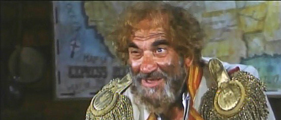 Jose Jaspe As General Monk In Light The Fuse  U2026 Sartana Is Coming  1971