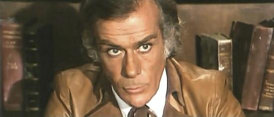 Massimo Serato As Sheriff Manassas Jim In Light The Fuse  U2026 Sartana Is Coming  1971