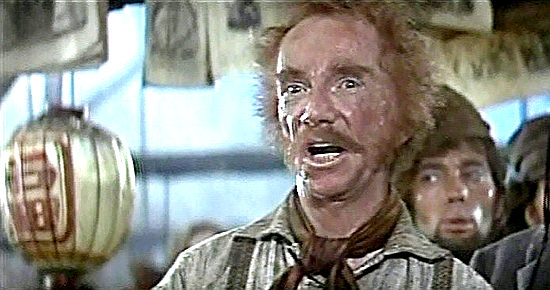 Ray Walston as Mad Jack Duncan in Paint Your Wagon (1969) | Once ...